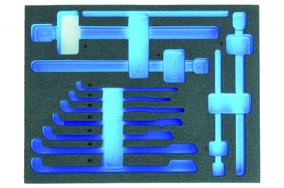 Modul de burete CT pentru cutie i-BOXX 72, fara scule, nr.art. EI-1101 CT-1.29/3K