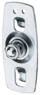 Agatatoare cu baza plata cu filet M6, nr.art. 1500 H 4