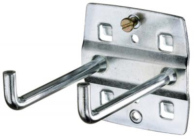 Agatatoare cu doua tije indoite vertical la capat 135x6 mm, nr.art. 1500 H 21-75