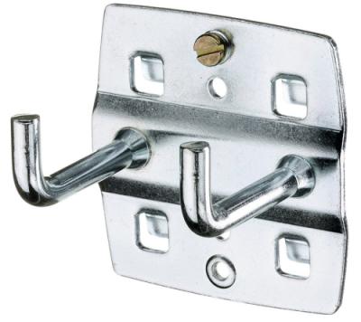 Agatatoare cu doua tije indoite vertical la capat 35x6 mm, nr.art. 1500 H 21-35