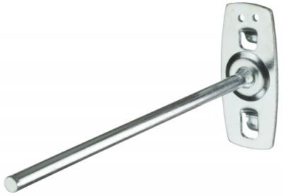 Agatatoare cu tija dreapta 150x6mm, nr.art. 1500 H 18-150