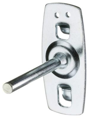 Agatatoare cu tija dreapta 50x6mm, nr.art. 1500 H 18-50
