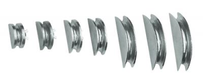 Bac din dur aluminiu pentru tevi Ø 10 mm, nr.art. 245810