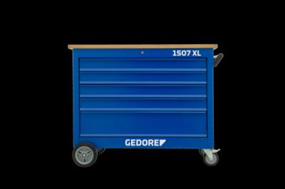 Banc de lucru mobil XL cu 5 sertare 985x1200x625, nr.art. 1507 XL 04010