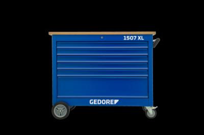 Banc de lucru mobil XL cu 6 sertare 985x1200x625, nr.art. 1507 XL 50001