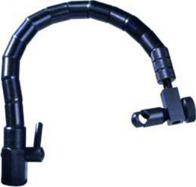 Brat flexibil pentru suport masurare 251501 cu prindere M8, ø16 x 340 mm