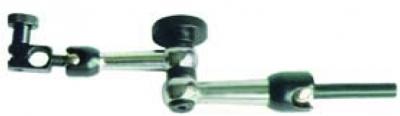 Brate pentru suport masurare 250401 cu prindere pe ax ø 8 mm, ø9/19 x 150/190 mm