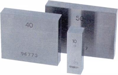 Cala plan paralela din otel 9.00 mm DIN EN ISO 3650, clasa 0, calita