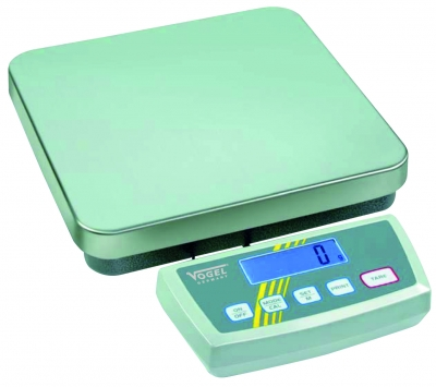 Cantar digital cu platforma si port RS 232 C, 15/35 kg IP65