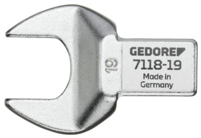Cap cheie fixa pentru cheie dinamometrica SE 14x18, 18 mm, nr.art. 7118-18