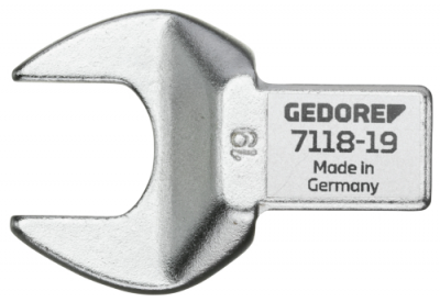 Cap cheie fixa pentru cheie dinamometrica SE 14x18, 21 mm, nr.art. 7118-21