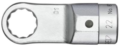 Cap cheie inelara pentru cheie dinamometrica 22 Z, 22 mm, nr.art. 8796-22