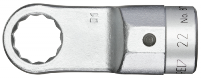 Cap cheie inelara pentru cheie dinamometrica 22 Z, 27 mm, nr.art. 8796-27