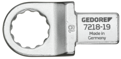 Cap cheie inelara pentru cheie dinamometrica SE 14x18, 30 mm, nr.art. 7218-30