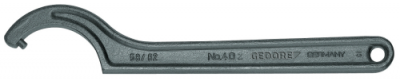 Cheie carlig cu pin, 135-145 mm, nr.art. 40 Z 135-145