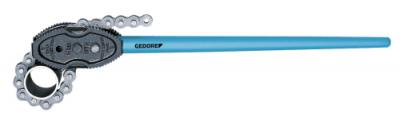 Cheie cu lant pentru tevi, model American 1.1/2