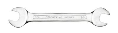 Cheie fixa dubla  6x7 mm, L=97 mm, nr.art. R05120607
