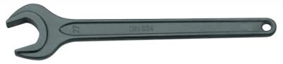Cheie fixa simpla 125 mm, fosfatata, nr.art. 894 125
