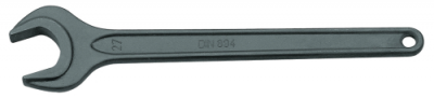 Cheie fixa simpla 75 mm, fosfatata, nr.art. 894 75