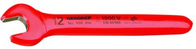 Cheie fixa VDE, 12 mm, nr.art. VDE 894 12