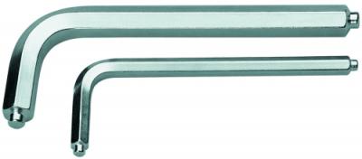 Cheie hexagonala inbus forma L, 10 mm, cu pilot, L = 112 mm / 40 mm, nr.art. 42 Z 10