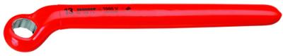 Cheie inelara cotita VDE, 13 mm, nr.art. VDE 2 E 13