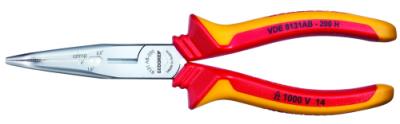 Cleste VDE multifunctional cu falci inclinate, 200 mm, nr.art. VDE 8131 AB-200 H