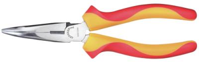 Cleste VDE pentru telefonist cu falci indoite  200 mm, nr.art. R29510200