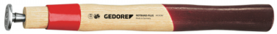 Coada de rezerva ROTBAND-PLUS din lemn hickory 260 mm, nr.art. E 620 H-1000