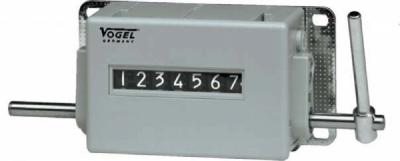 Contor cu 6 cifre, CCW, 500 rot/min