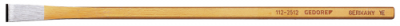 Dalta electrician ( Lxlxh=200x10x7 mm), patrata, nr.art. 112-2100