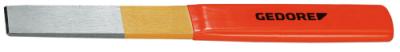 Dalta pentru despicat cu manson de plastic si coada ( Lxlxh=240x26x7 mm), nr.art. 104 P