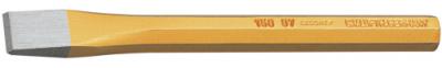 Dalta plata pentru metal L125x12 mm, coada octogonala 10 mm, nr.art. 97-125