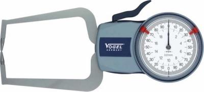 Dispozitiv de exterior pentru grosimi Quicktest Oditest, tip 18, 0-50 mm IP65