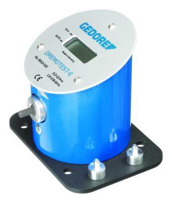 Dispozitiv electronic DREMOTEST E de verificare a cheilor si surubelnitelor dinamometrice 0.2-12 Nm, nr.art. 8612-012
