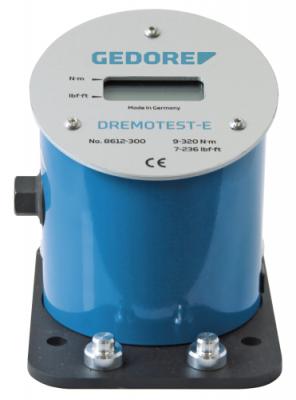Dispozitiv electronic DREMOTEST E de verificare a cheilor si surubelnitelor dinamometrice 0.9-55 Nm, nr.art. 8612-050