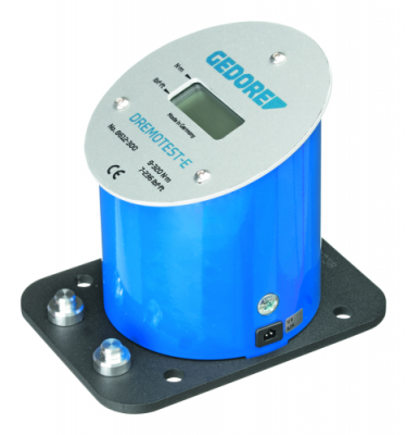 Dispozitiv electronic DREMOTEST E de verificare a cheilor si surubelnitelor dinamometrice 9-320 Nm, nr.art. 8612-300