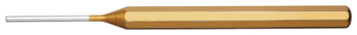Dorn cilindric 10 mm ( L1 x L2 x s= 150x50x10 mm), nr.art. 119-10