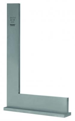 Echer cu talpa din otel, 1000 x 660 mm DIN 875/1