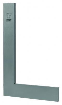 Echer plat din inox, 1000 x 500 mm DIN 875/2