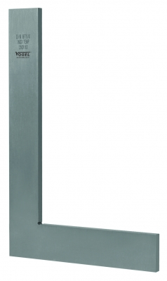 Echer plat din inox, 1000 x 660 mm DIN 875/1