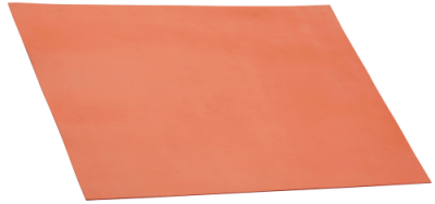 Folie electroizolanta VDE din cauciuc 130x130 mm, nr.art. VDE 910 13