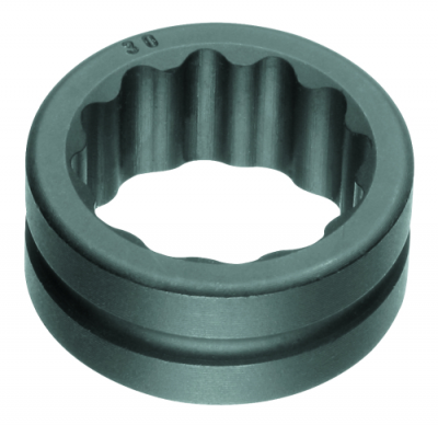 Inel pentru cheie clichet cu alunecare 26 mm, cu profil UD sau bi-hexagonal, nr.art. 31 R 26