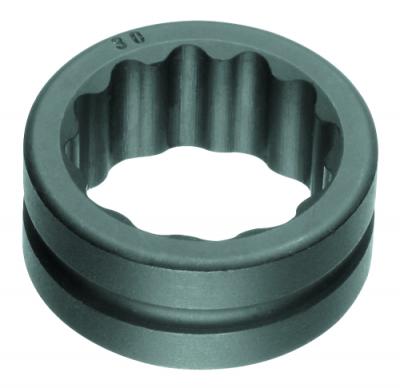 Inel pentru cheie clichet cu alunecare 46 mm, cu profil UD sau bi-hexagonal, nr.art. 31 R 46