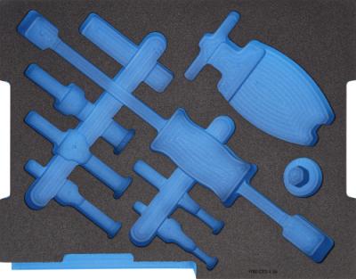 Modul de burete 2/2 CT pentru cutie L-BOXX 136, fara scule, nr.art. EI-1100 CT2-1.30