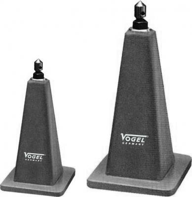 Picior suport pentru placa de trasare si control, h=350 - 400 mm