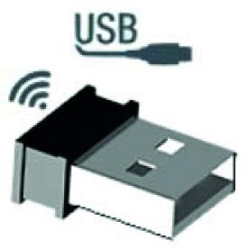 Receptor USB pentru transfer date prin Bluetooth