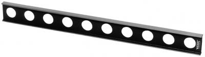 Rigla de precizie din otel,120x40 mm, acuratete GG 1, 2500 mm DIN 874