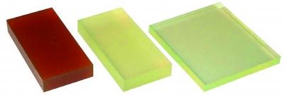 Set blocuri pentru testarea duritatii tip Shore A+D, 3 piese, 50 / 80 / 40