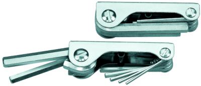 Set chei hexagonale inbus in suport tip briceag, 5/64-1/4AF, nr.art. SCL 42-90 A